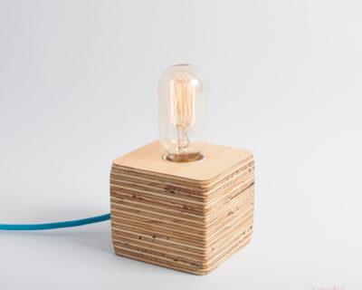 Lámpara POPA bombilla cilíndrica