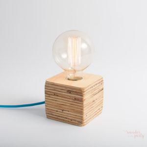 Lámpara POPA bombilla bubble