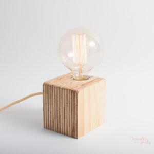 Lámpara CALA bombilla bubble