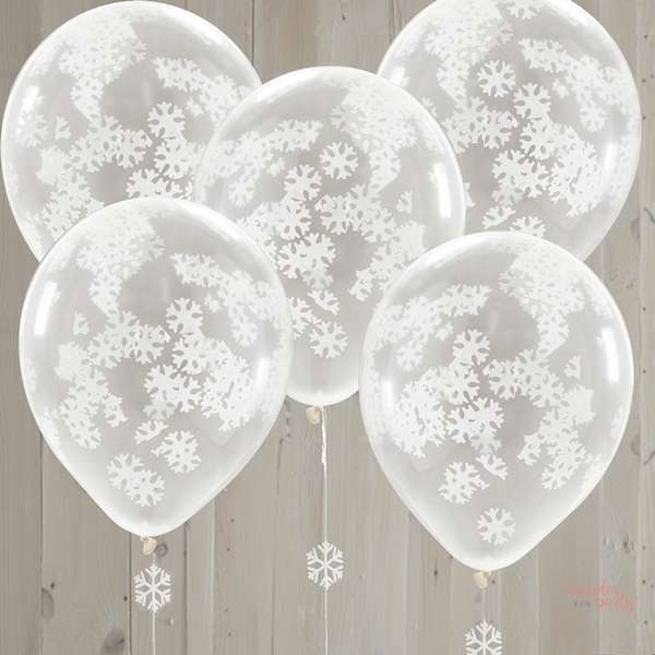 globod confetti copos de nieve 2 wonder party bcn