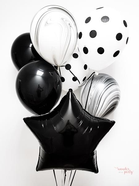 set globos halloween Wonder Party Bcn